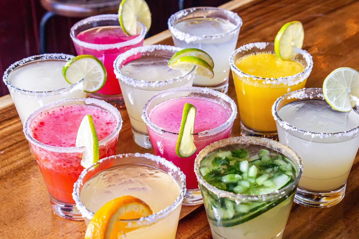 13 Spots For National Margarita Day photo