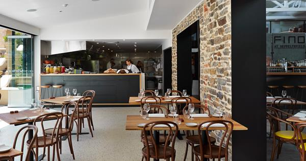 Fino, Seppeltsfield: Restaurant Review photo