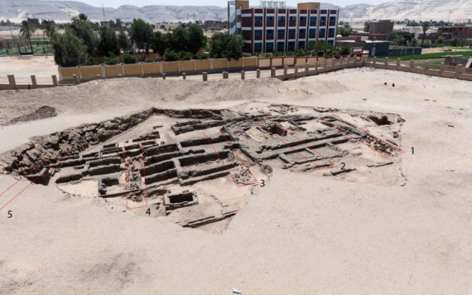 Egypt Unearths 'world's Oldest' Mass-production Brewery photo