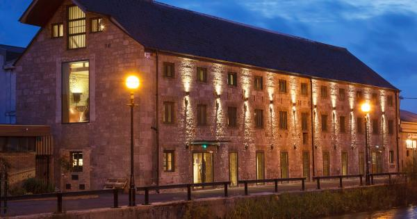 A New Role For Offaly's Old Tullamore Dew Warehouse photo