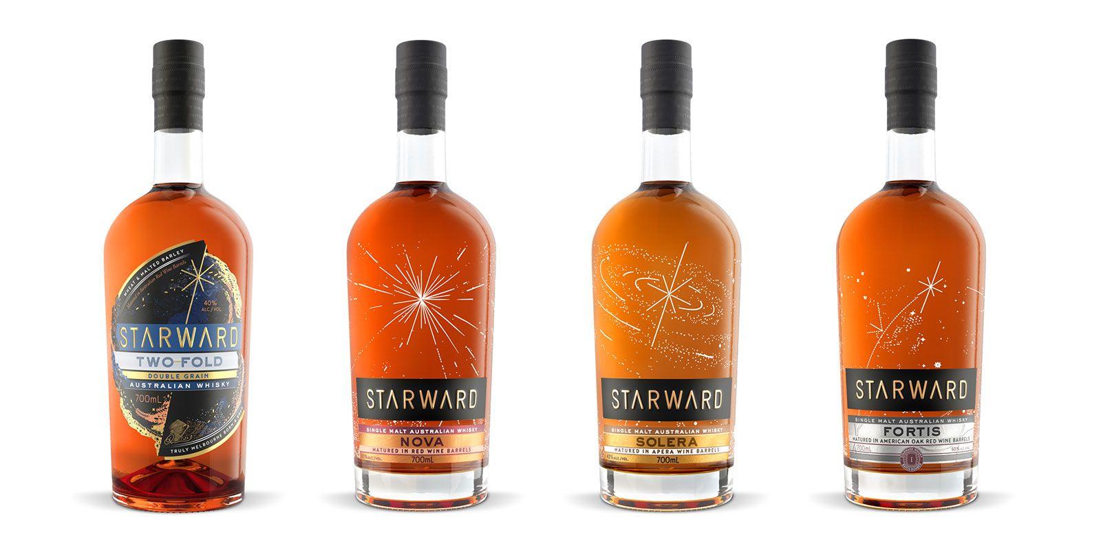 4 Unique Starward Whiskies To Drink Now photo