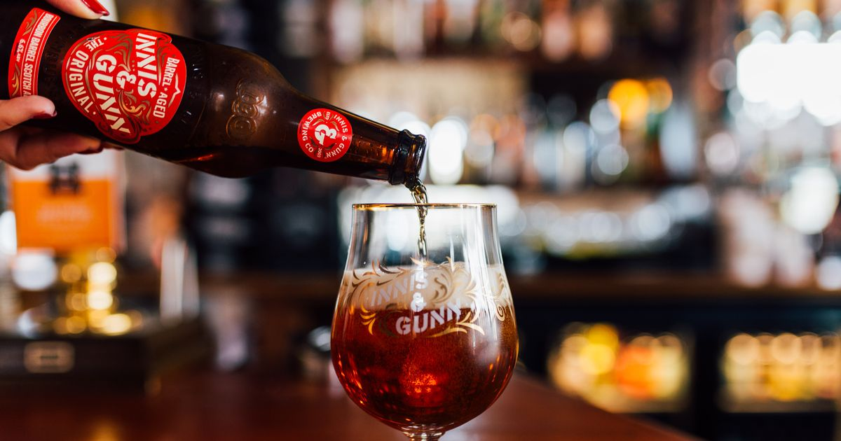 Innis & Gunn Giving Away Free Beer photo
