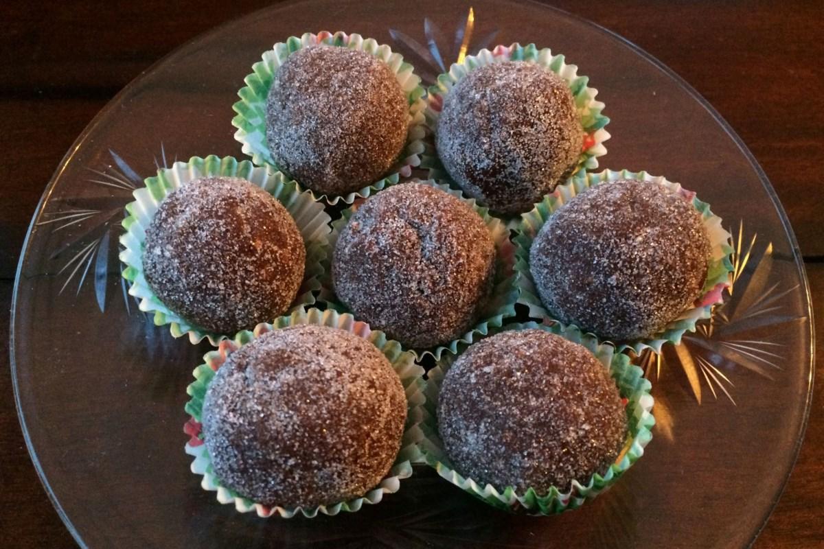Make Your Own Bon Soo Prize-winning Amaretto Bonbons photo