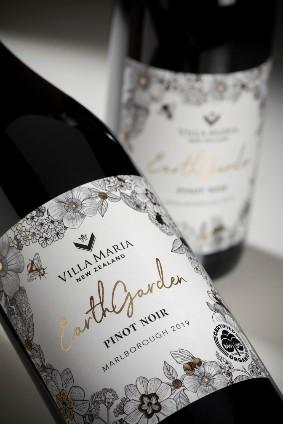 Villa Maria's Earthgarden Organic Wine Range photo