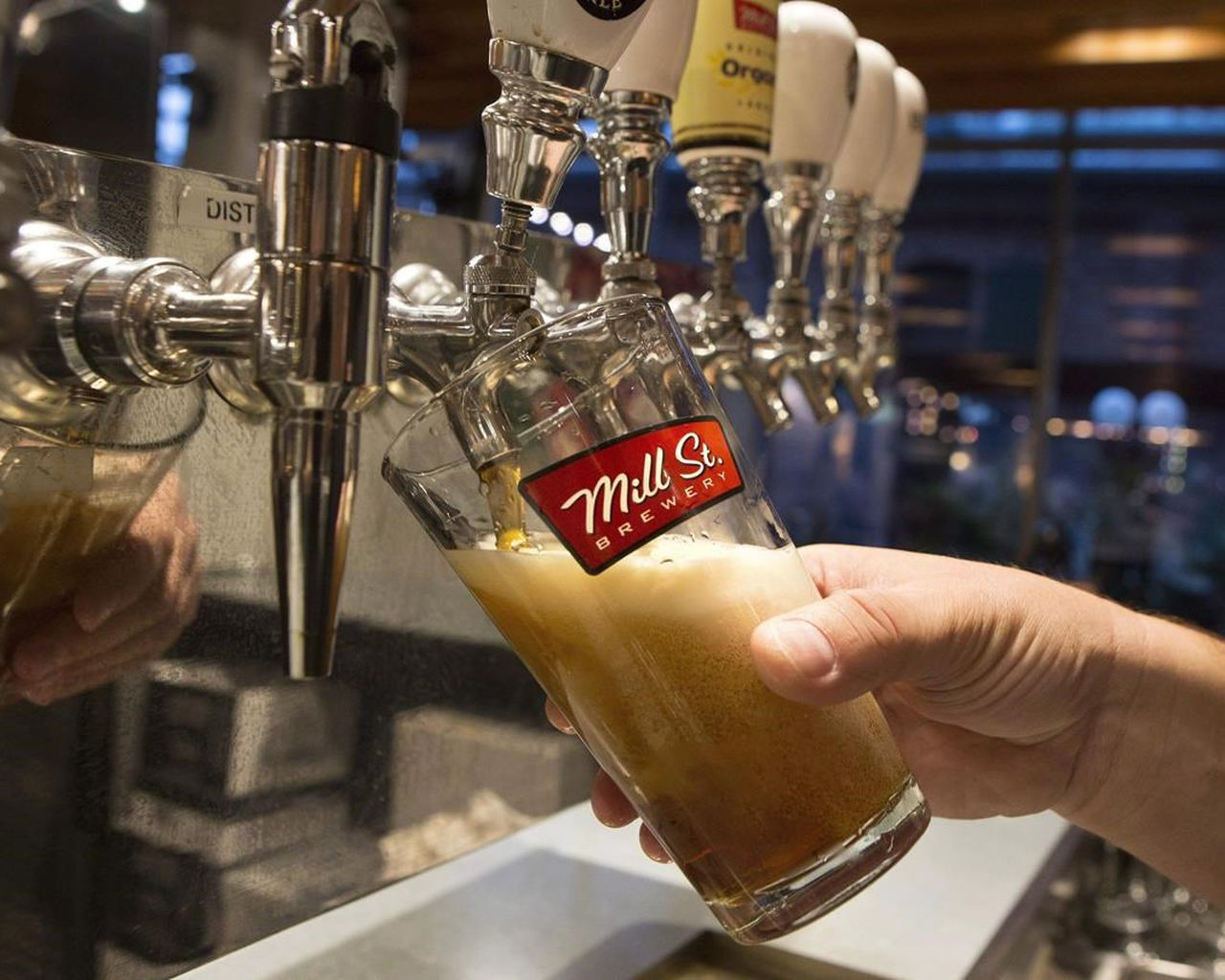 Tragically Hip Sues Mill Street Brewery Over Promotion Of 100th Meridian Beer photo