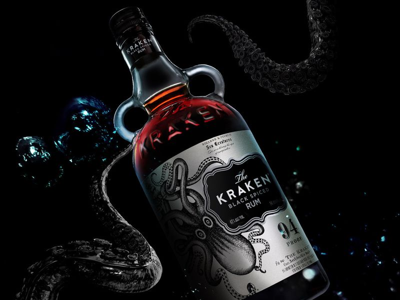 The Kraken Rum Hires Eleven As Aor After 'creative Sprint' photo
