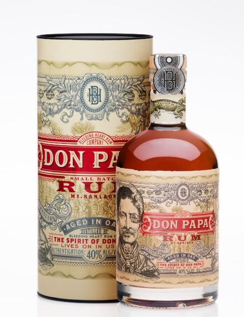 Indie Brands Adds Don Papa Rum To Its Portfolio photo