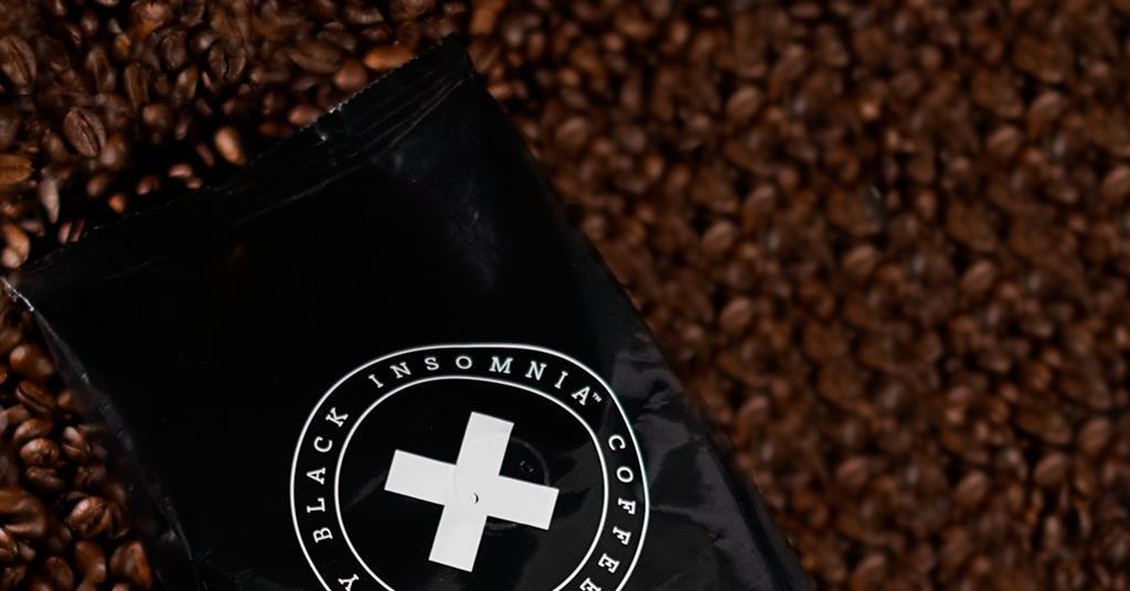 Black Insomnia Adds Dark Roast Grounds To High Caffeine Range photo