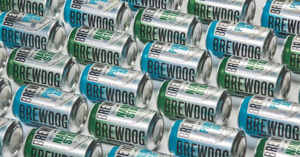 Brewdog Becomes 'biggest Beer Business' To Be Awarded B Corp Status photo
