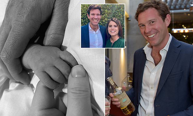 New Father Jack Brooksbank's Bosses Send Out Release After Baby News photo