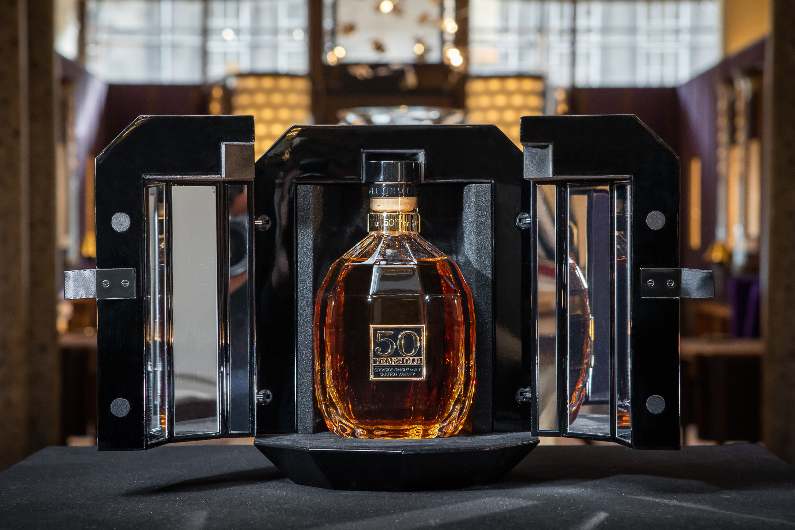 Exclusive Whisky Auction Sells One Bottle Of The Glenrothes For £39,000 photo