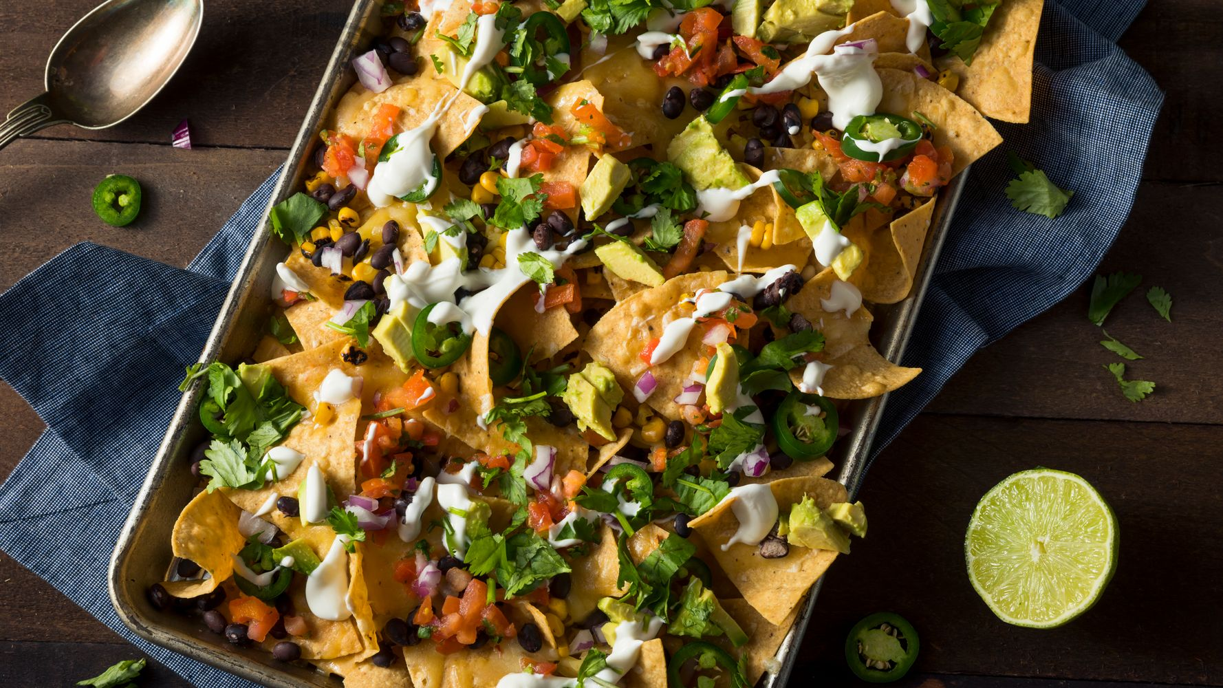 The Anatomy Of A Perfect Plate Of Nachos photo