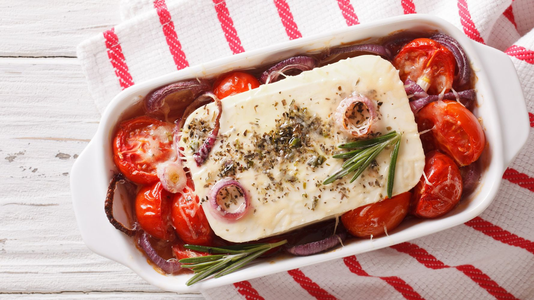 8 Alternative Ways To Cook With A Delicious Slab Of Feta photo