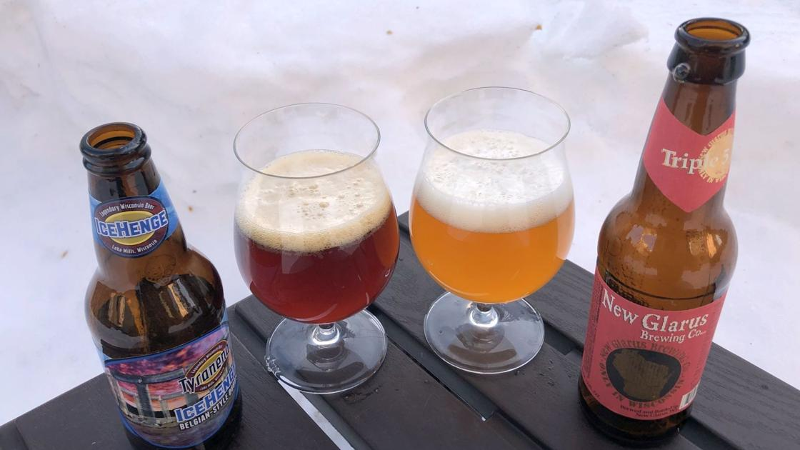Beer Baron: A Wisconsin-bred Belgian Duo Worth Shipping Across The Atlantic photo