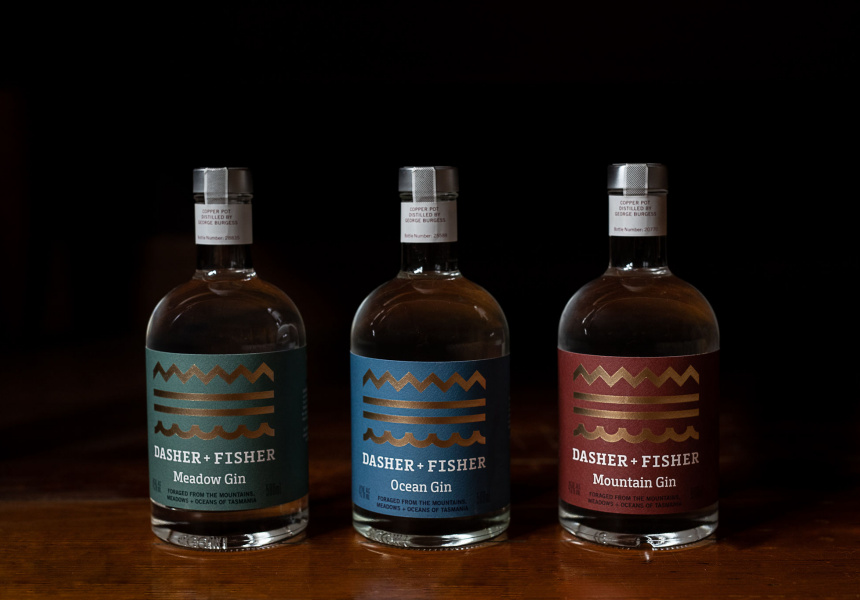 Southern Wild Distillery On Its Dasher + Fisher Gin – And Cocktail To Go With photo