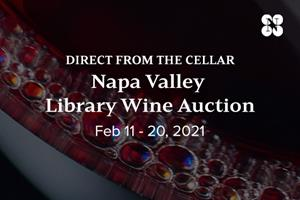 Napa Valley Library Wine Auction Offers Collectors Six Decades Of Excellence In Winemaking photo