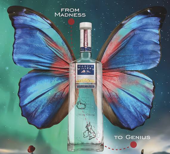 Martin Miller's Gin Launches photo
