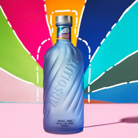 Absolut Debuts Most Sustainable Bottle To Date photo