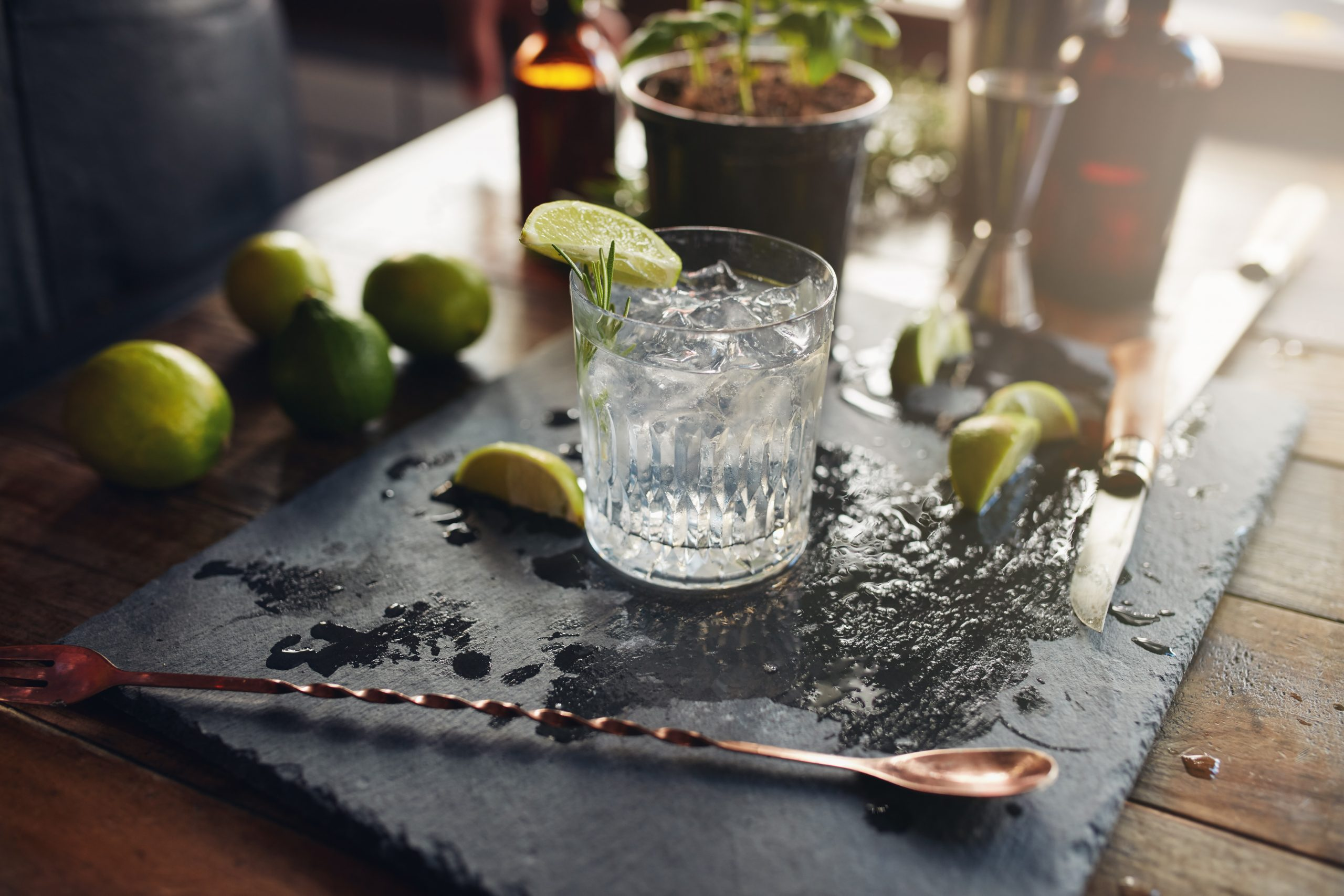 The World's Most Searched For Gin During Lockdown photo