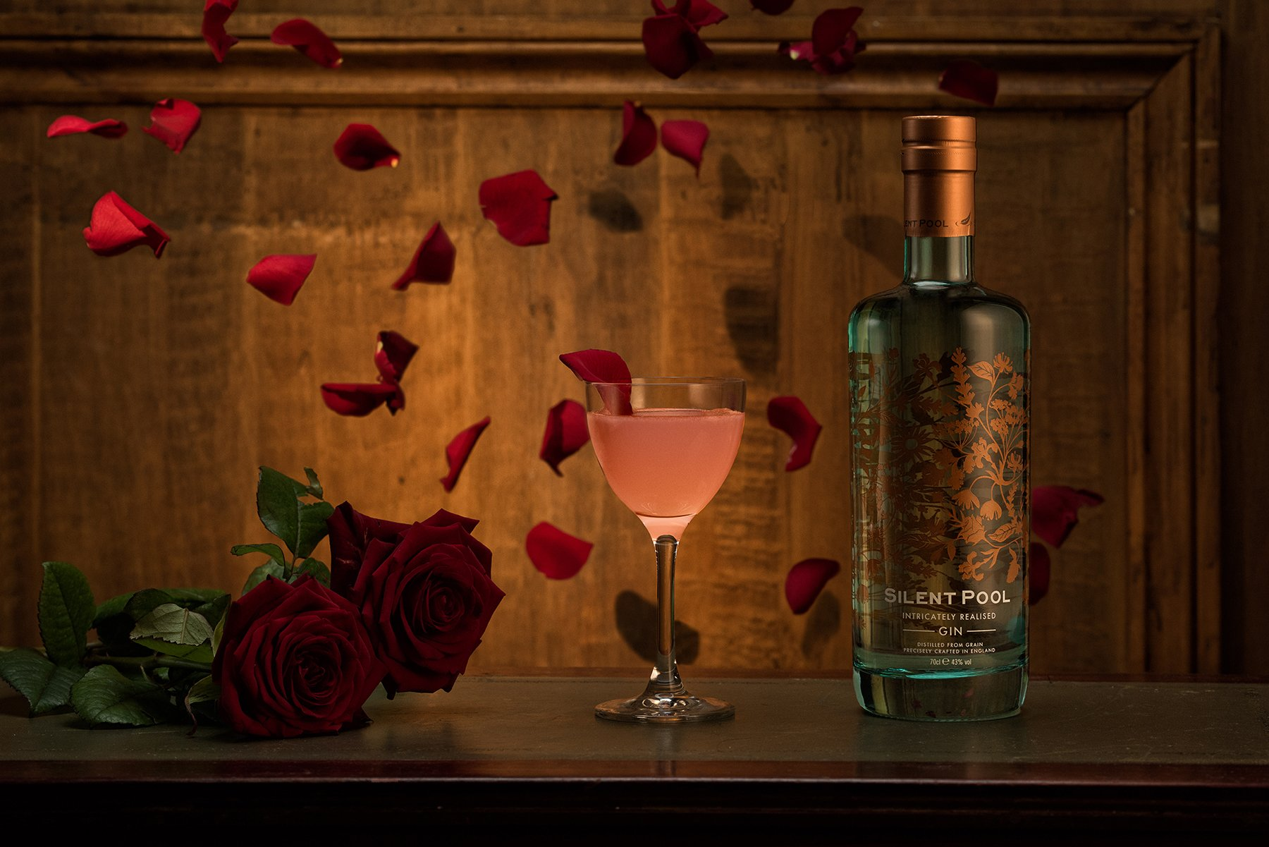 Let Silent Pool Gin Add Flavor To Your Romance photo