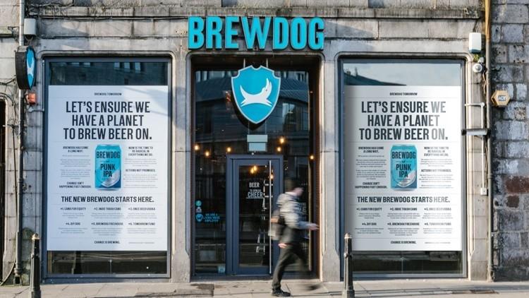 Brewdog Achieves B Corp Certification photo