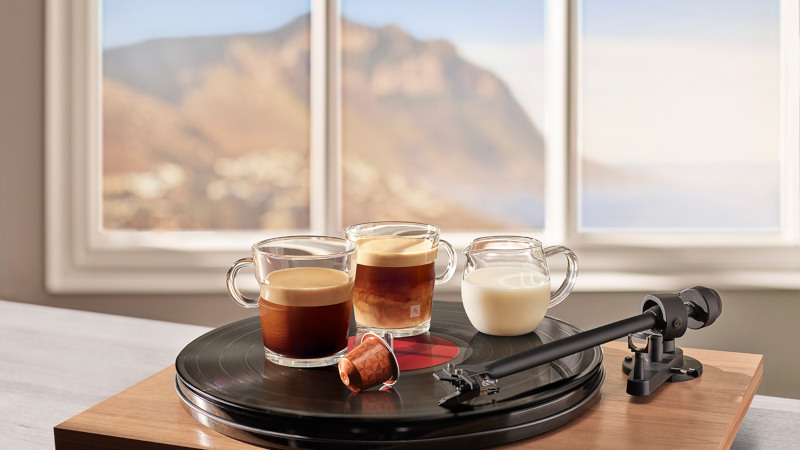 Nespresso Launches Cape Town-inspired Coffee photo