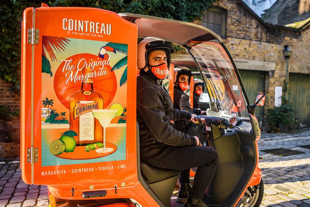 Cointreau Celebrates National Margarita Day With Doorstep Cocktail Service photo