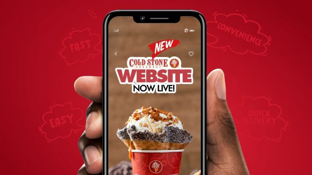 Indulgence Now In Your Pocket As Cold Stone Creamery Launches New Website, Mobile App photo