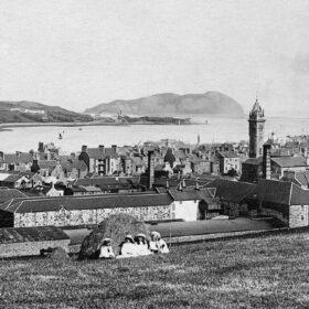 Glen Scotia Seeks Victorian Images Of Campbeltown photo