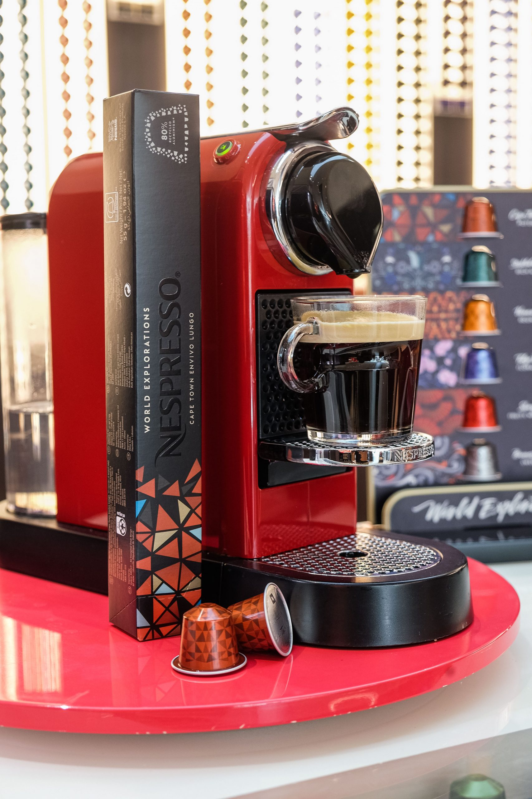 Nespresso Launches Cape Town-inspired Coffee As Part Of Its New World Explorations Range photo