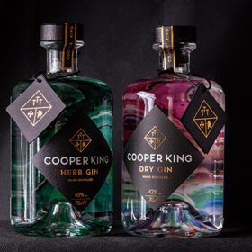 Cooper King Unveils First Carbon-negative English Gins photo