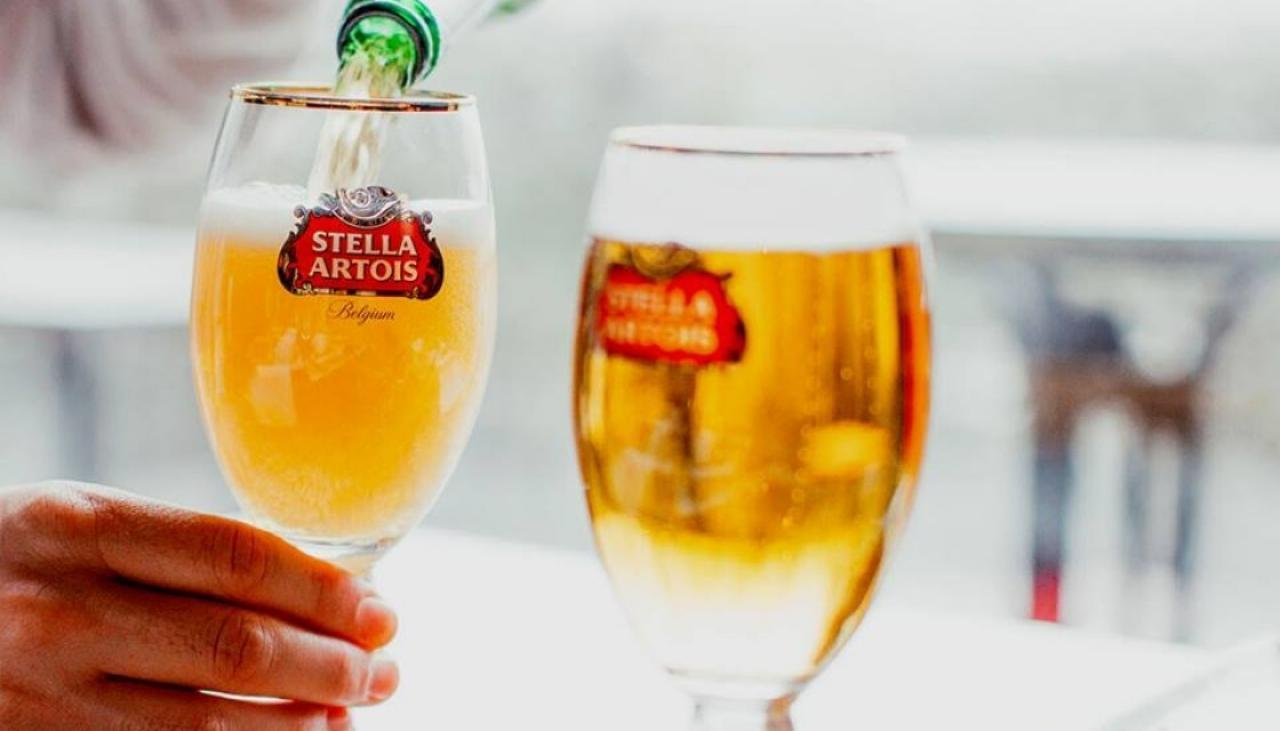 Brits Furious After Belgian Beer Stella Artois Lowers Its Alcohol Content photo