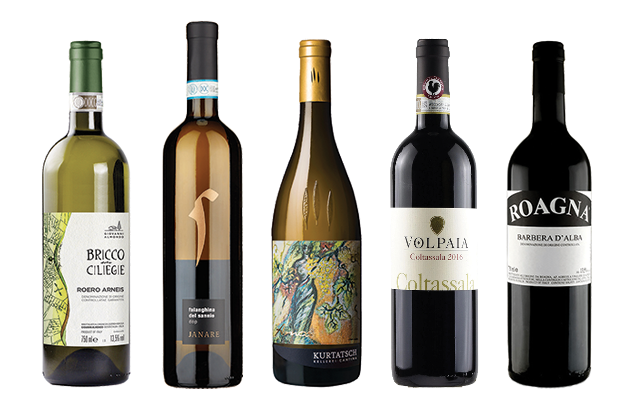 My Top 20: Food-friendly Wines From Around Italy photo