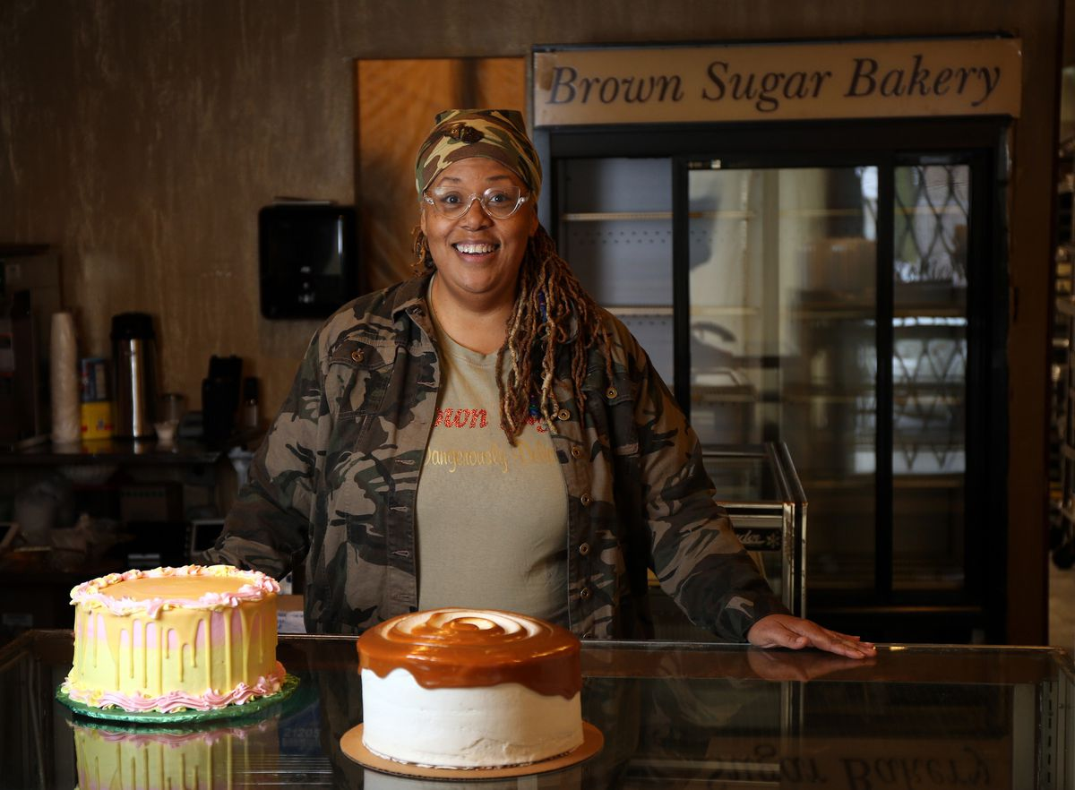 Chicago's Brown Sugar Bakery Receives Surprise $10,000 Small-business Grant During Good Morning America Appearance photo