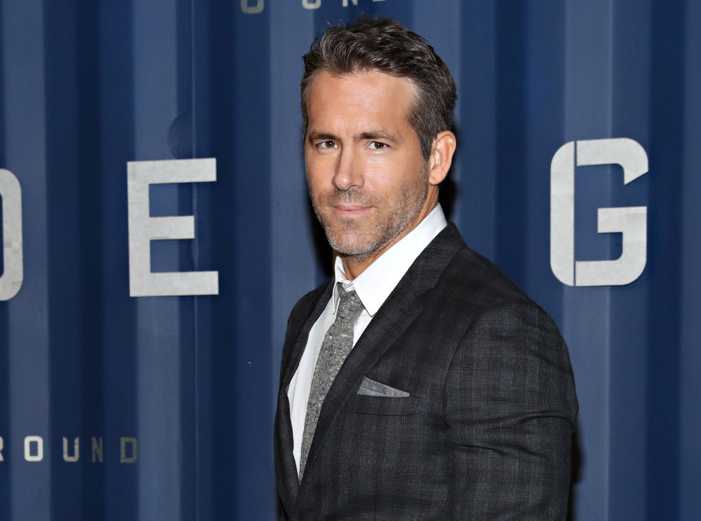 Ryan Reynolds Joined By Famous Friends To Raise Awareness Of Bartending Skills photo