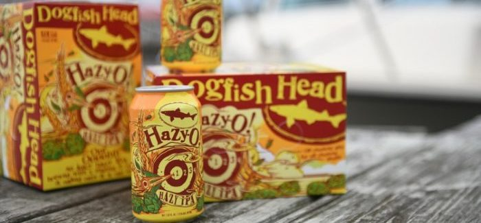 Dogfish Head Hazy-o! Ipa Goes All In With Oats photo