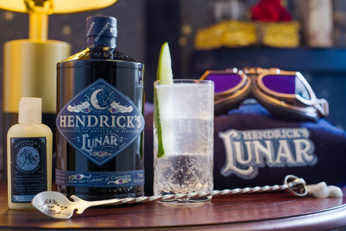 Five Cocktails That Support The Cosmic Spirit Of Hendrick's Gin's New Lunar Expression photo