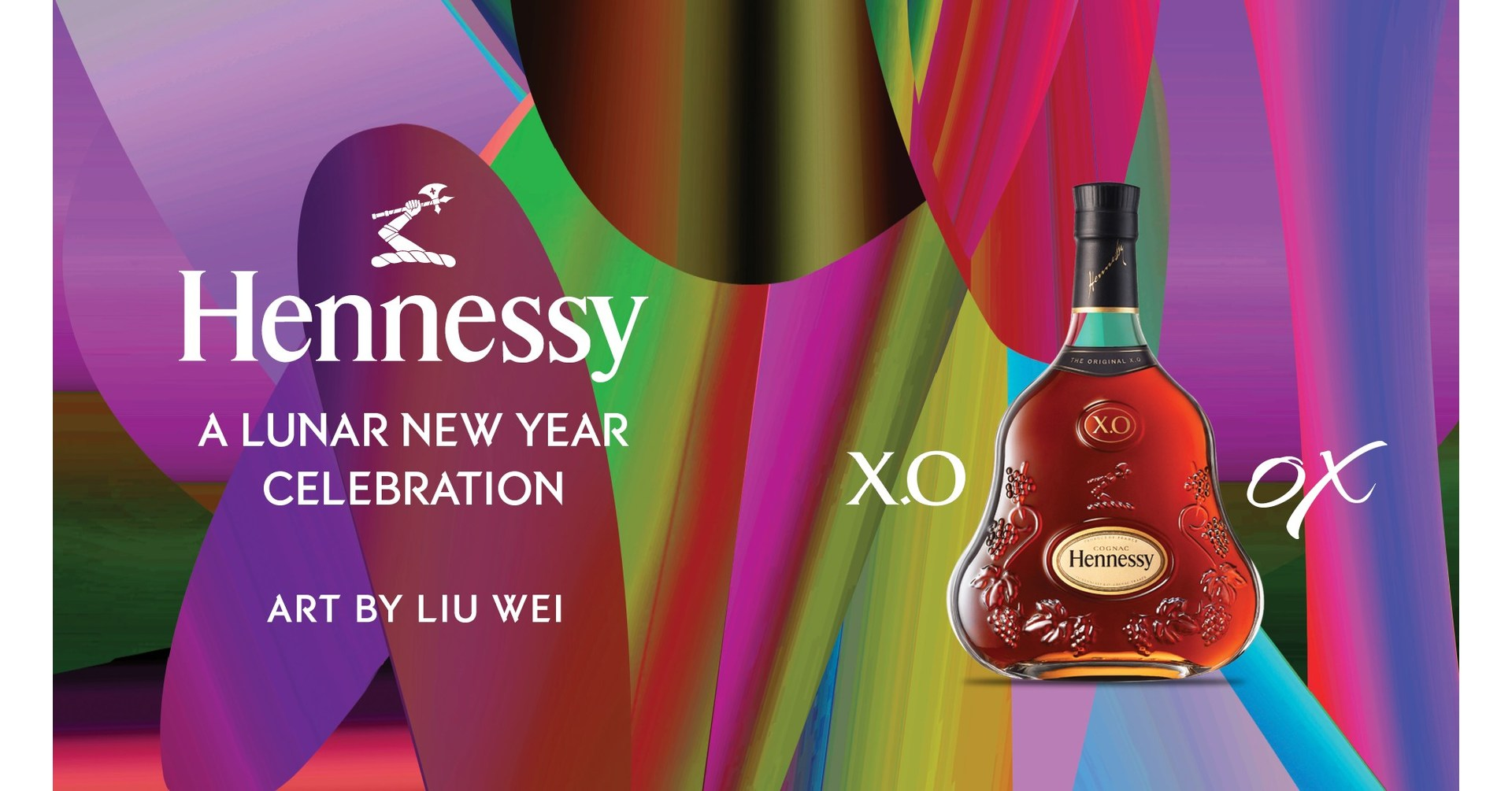 Henry Golding And Eddie Huang Join Hennessy X.o On February 18 To Ring In The Year Of The Ox photo