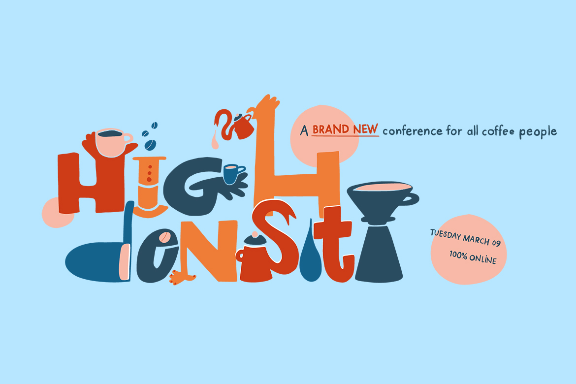 Introducing High Density, A Digital Coffee Conference From The Barista League photo
