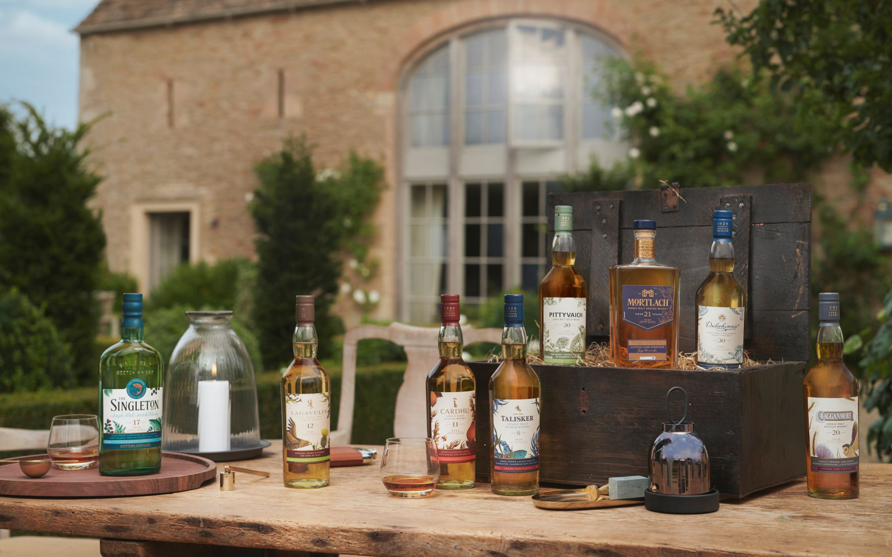 A Look At All 8 Whiskies From The Diageo 2020 Special Releases Collection photo