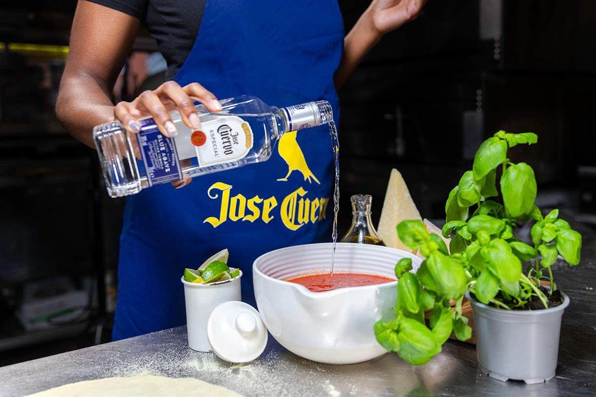 Jose Cuervo Dishes Up Tequila-infused Pizzas For National Margarita Day photo
