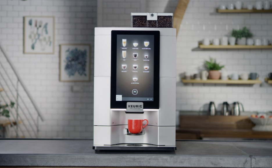 Keurig Commercial Introduces Touchless Brewing photo