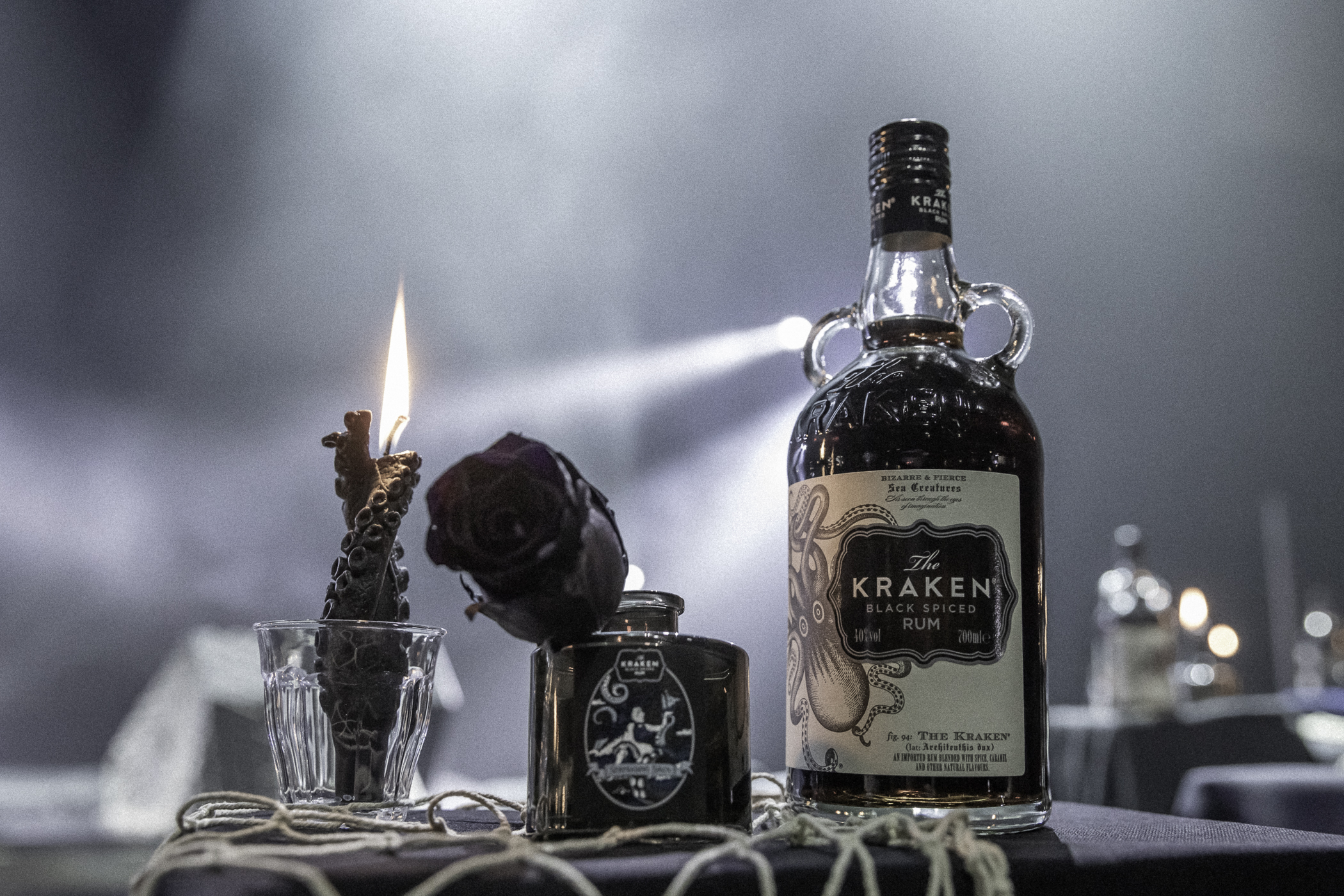 Kraken Rum Collaborates With The Vaccines' Justin Young For Valentine's Competition photo