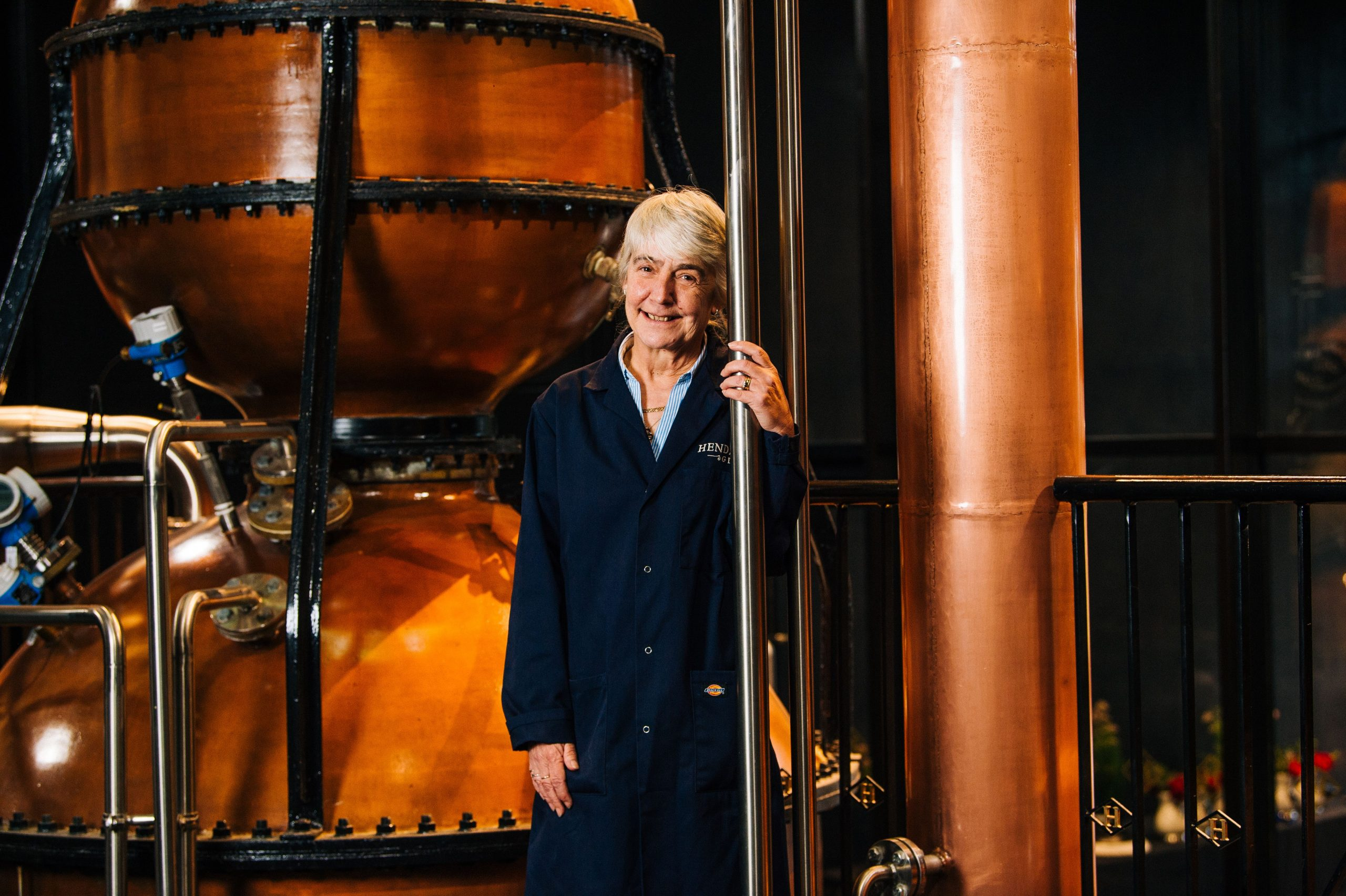 Female Gin Master Distiller Goes Down in Gin History photo