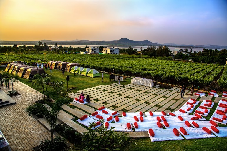 Where To Stay In The Wine Capital Of India photo