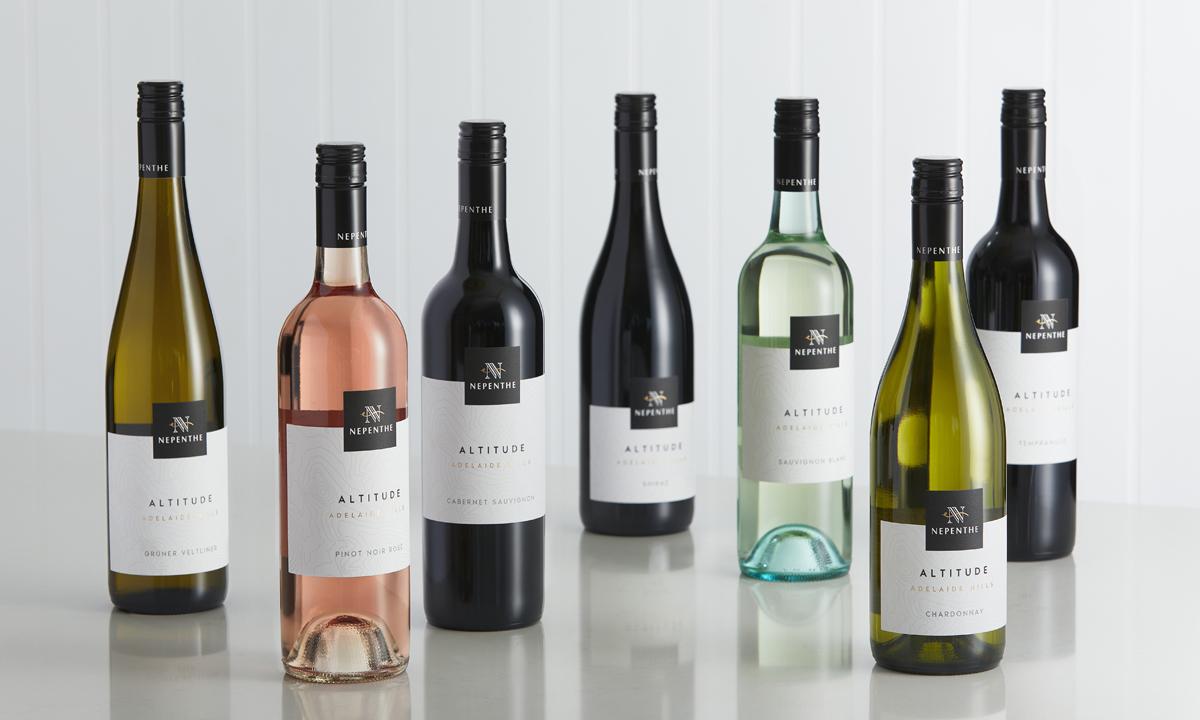 Australian Vintage Shining Bright Amid Wine Industry Gloom photo