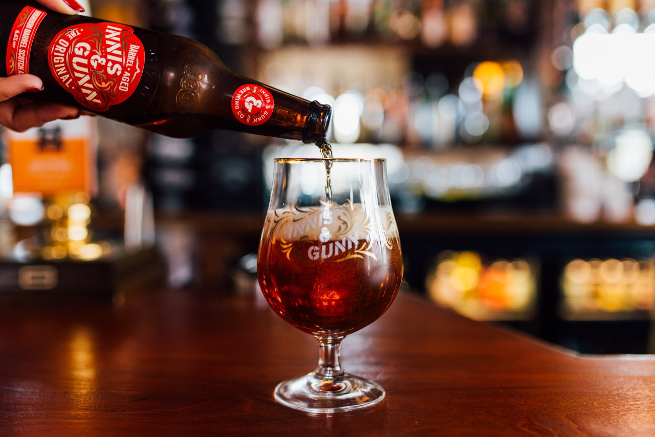 Innis & Gunn To Give Away Free Beers photo