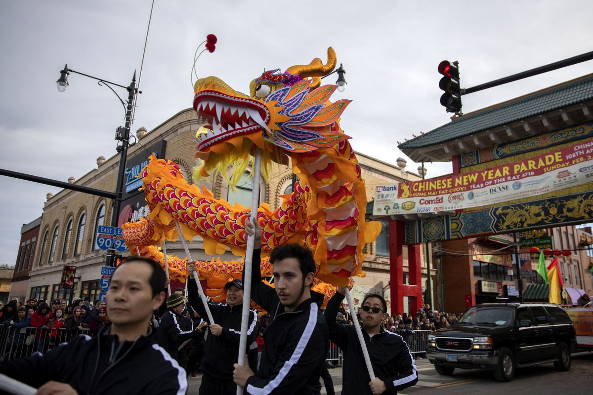 Chinese Restaurants And Bakeries In Chicago Offering Food And Specials To Celebrate The Lunar New Year photo