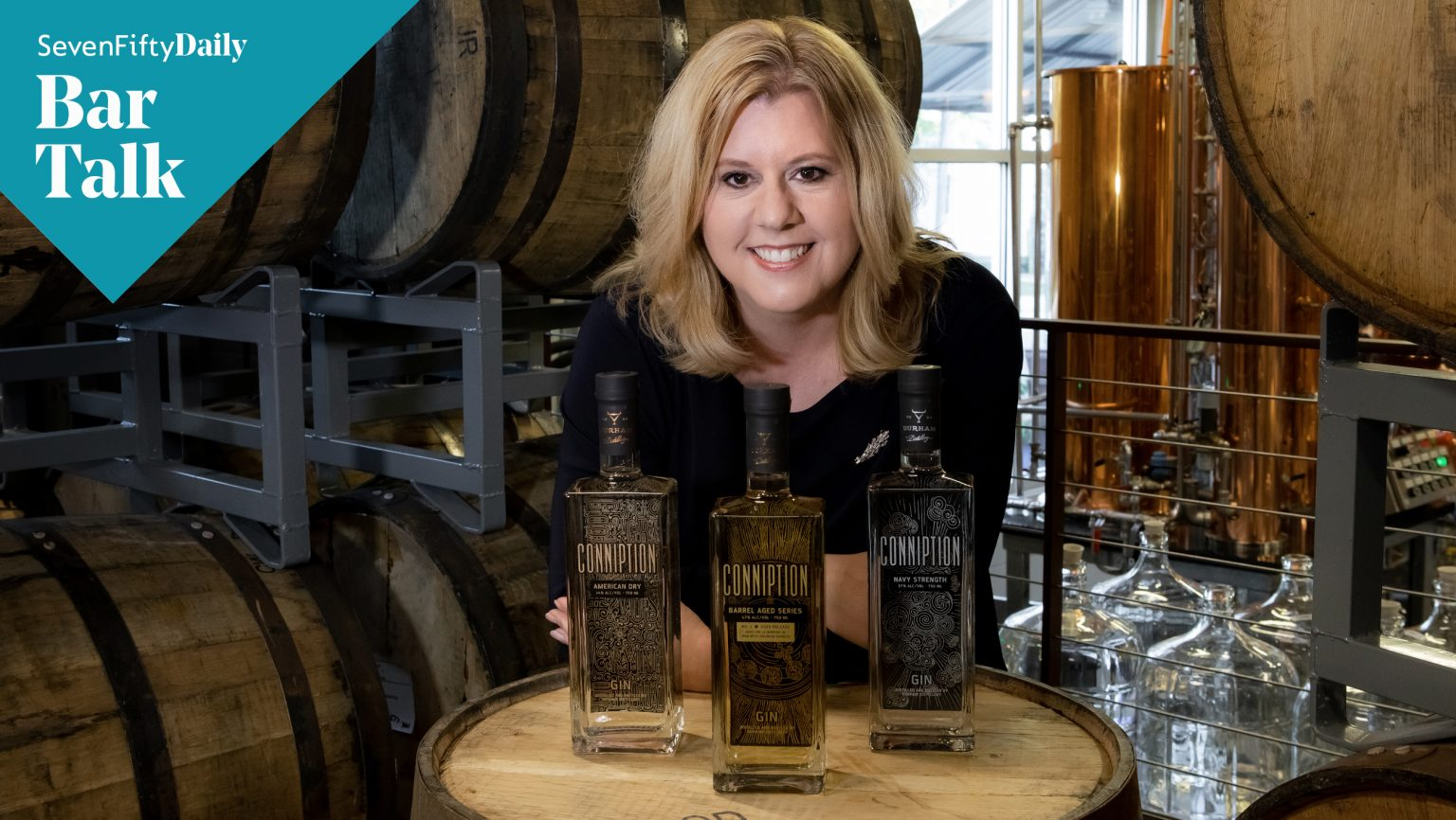 How One Distillery Turned A Coffin Shop Into A Bar photo