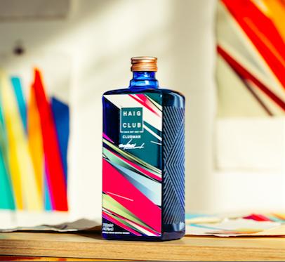 Beckham's Haig Club Releases New Artist Bottle photo